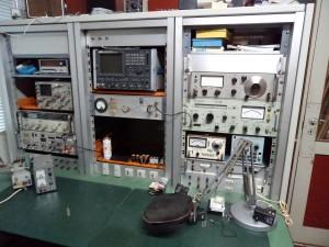 service udstyr